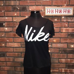 NIKE Active Short Sleeved Tee New Cute Design